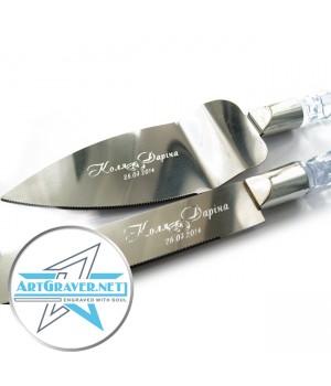 Нож, лопатка для торта